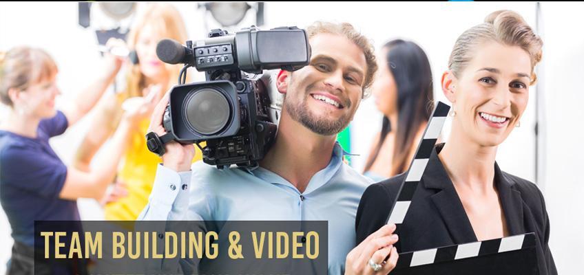 Vidéo et Team Building : ajoutez une plus value à votre séminaire