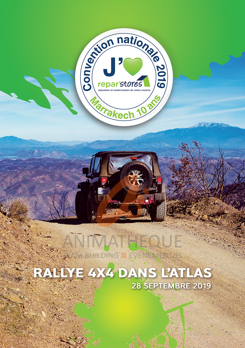 4X4 RAID IN MARRAKECH COUNTRYSIDE