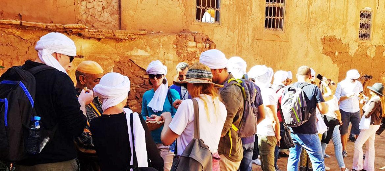Programme découverte du Sud Marocain
