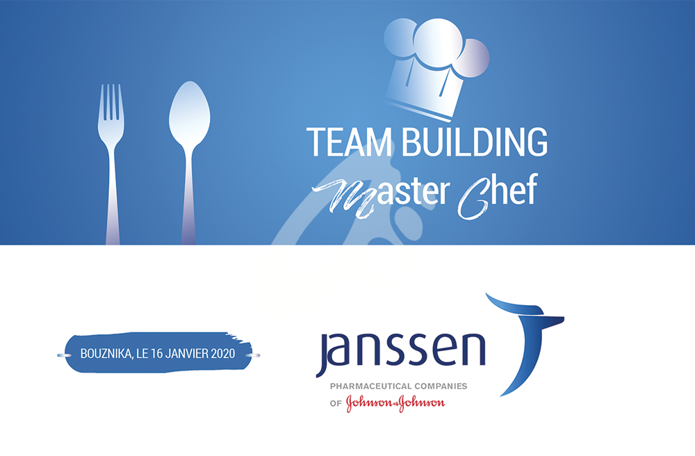 MASTER CHEF TEAM BUILDING