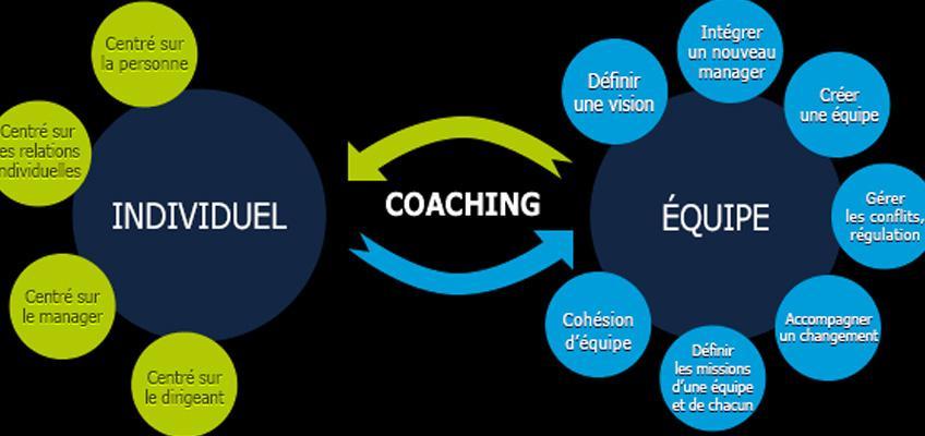 Du Team Building au Coaching d'Equipe