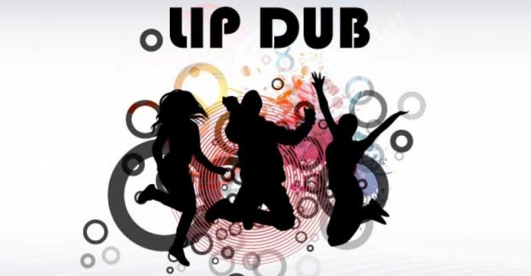 Du TeamBuilding Lip Dub chez l'Animathèque de Marrakech !